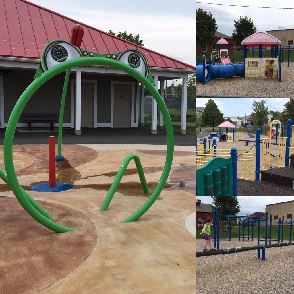 sackville bill johnstone park splash pad playground