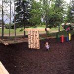 highland park salisbury natural playground