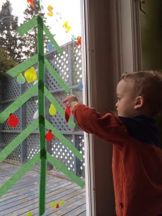 toddler friendly christmas tree ideas