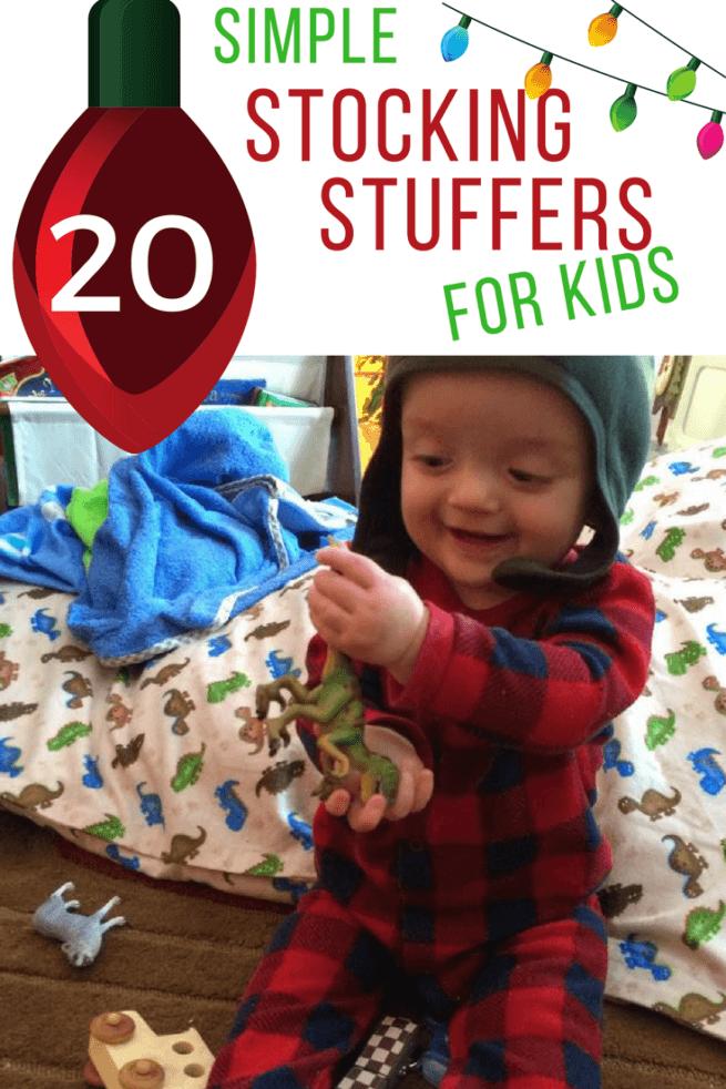 stocking stuffers little kids