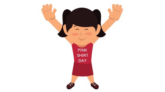 pink shirt day new brunswick anti-bullying