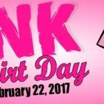 pink shirt day new brunswick