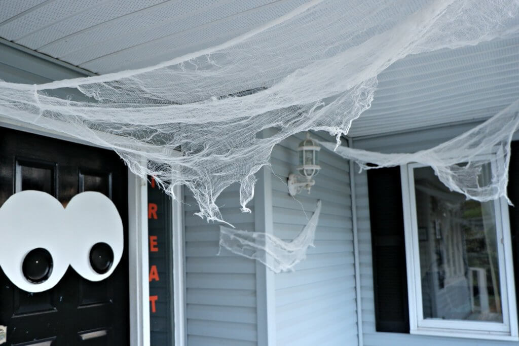 cheap halloween ideas decorations