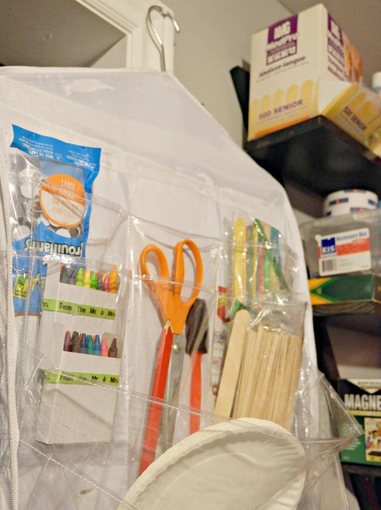 declutter organize kids toys craft supplies storage parenting moncton consignment tips hacks