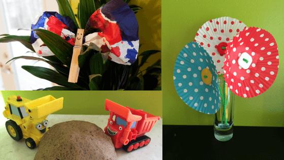 spring craft ideas toddler preschool kids march break