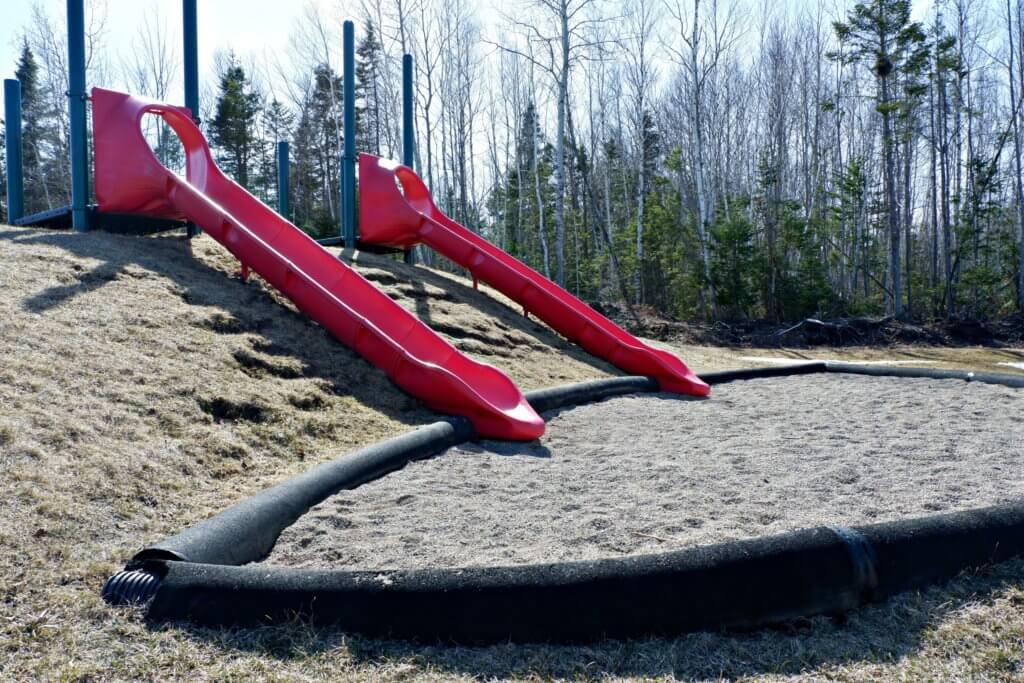 rebecca avenue playground park riverview moncton pickle planet