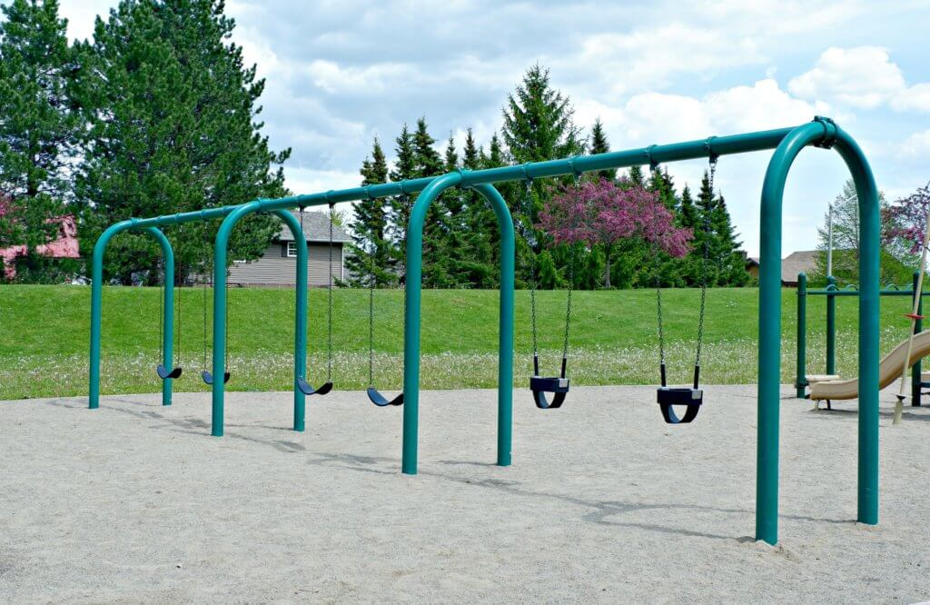 grove hamlet moncton riverview dieppe best park playground pickle planet swings