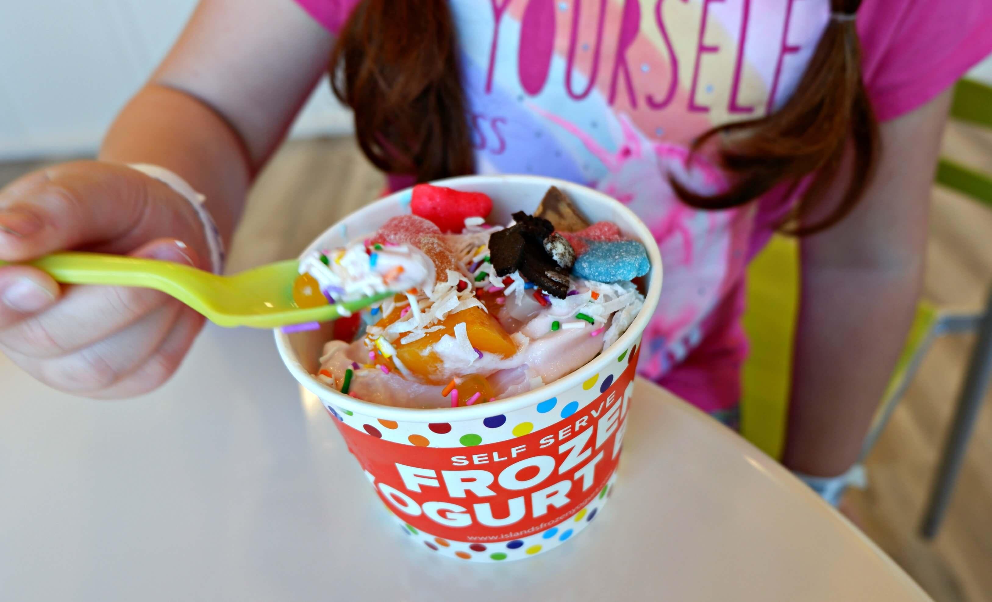 cavendish pei rainy day ideas family fun where to eat with kids pickle planet moncton island's frozen yogurt