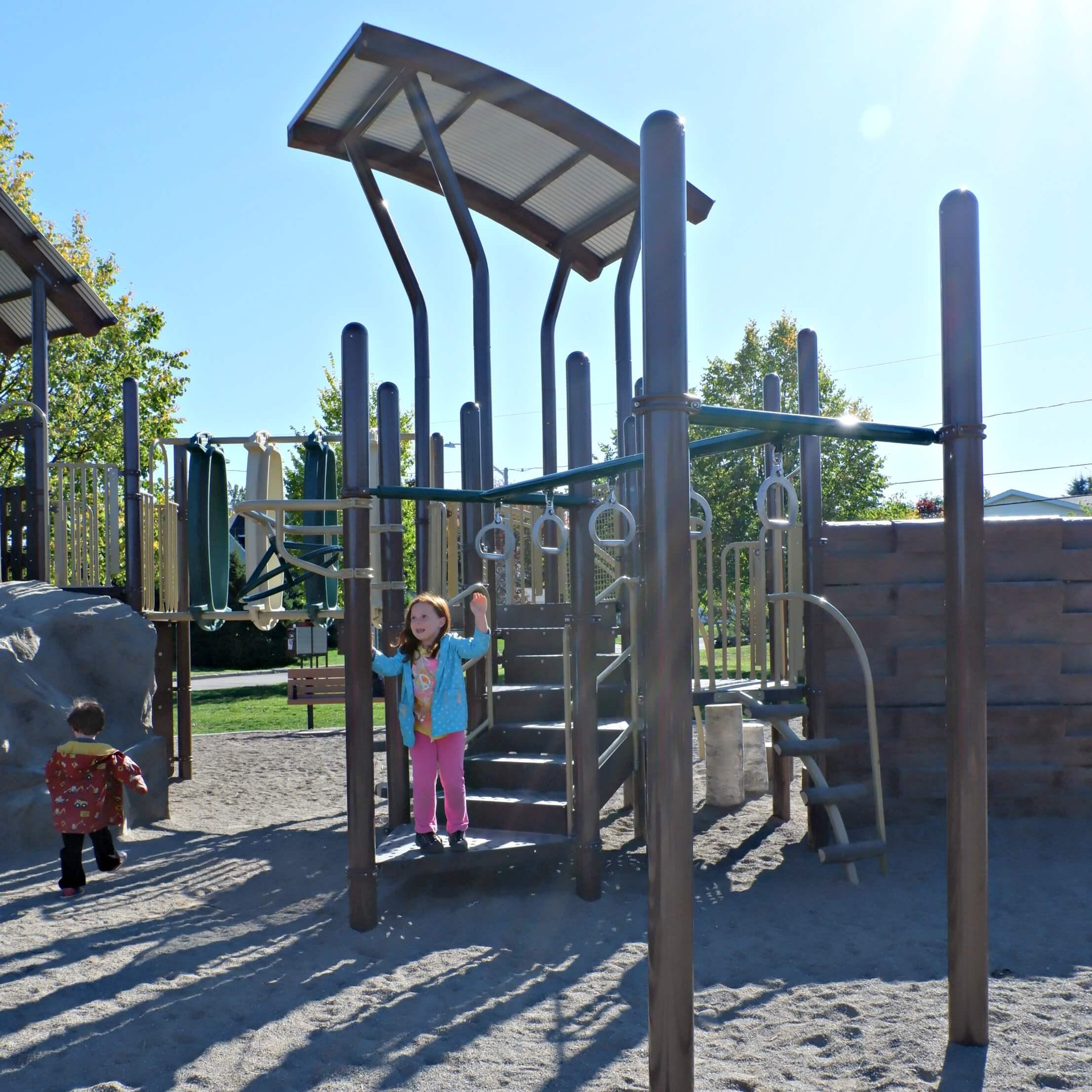 maplehurst park playground moncton riverview dieppe best play new brunswick
