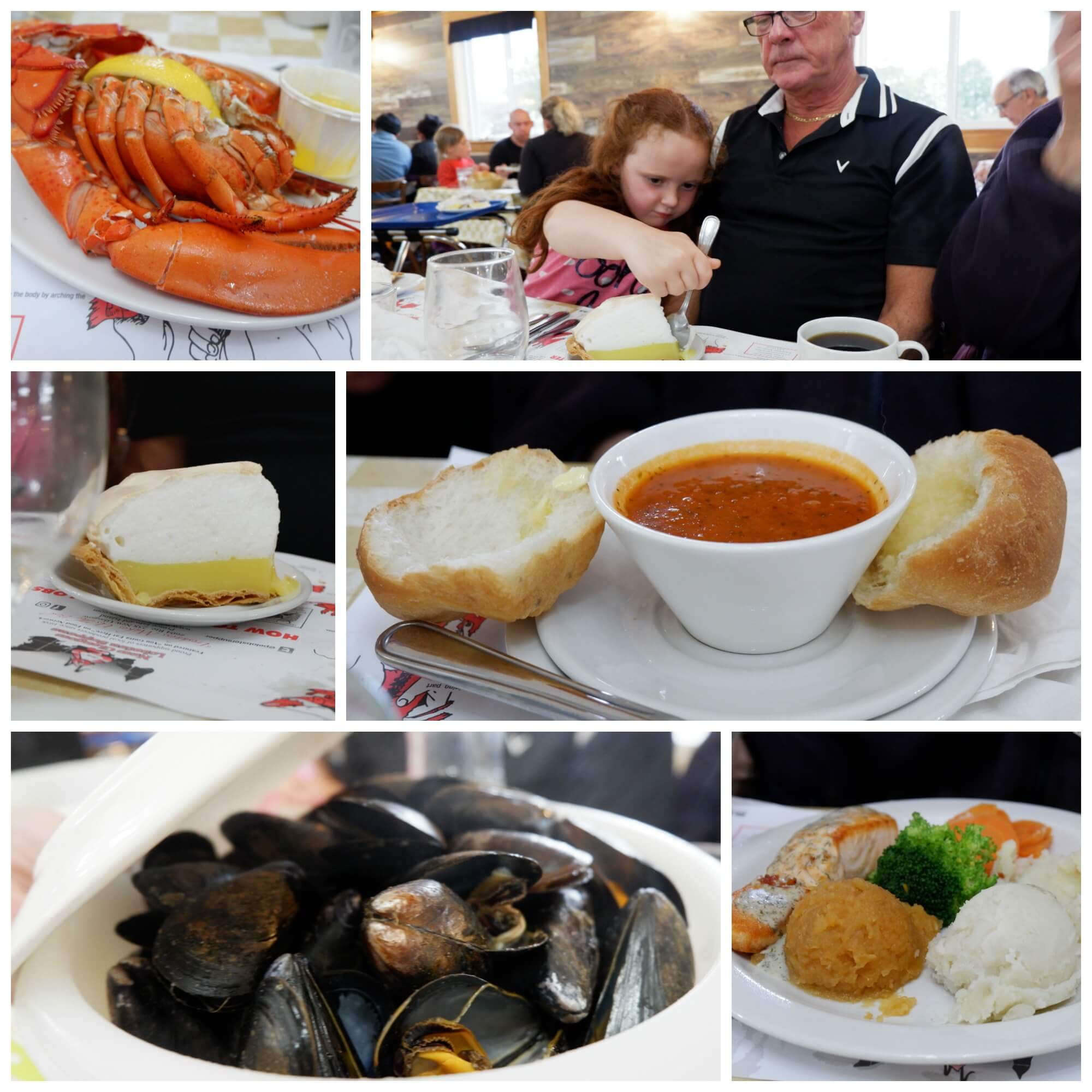 new glasgow lobster suppers family dining cavendish pei rainy day ideas pickle planet