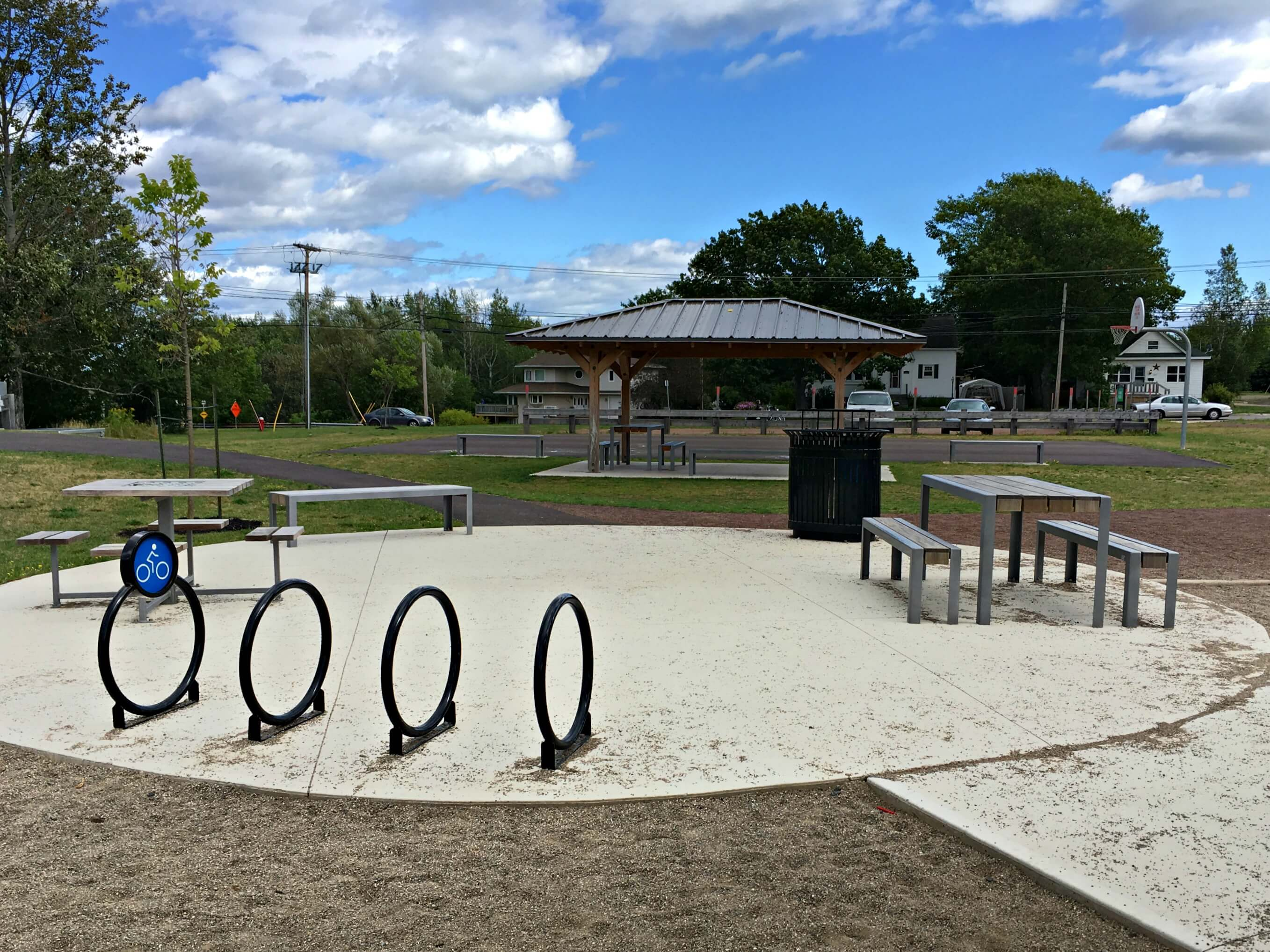 pauline frizzell park playground moncton riverview dieppe best pickle planet review parking
