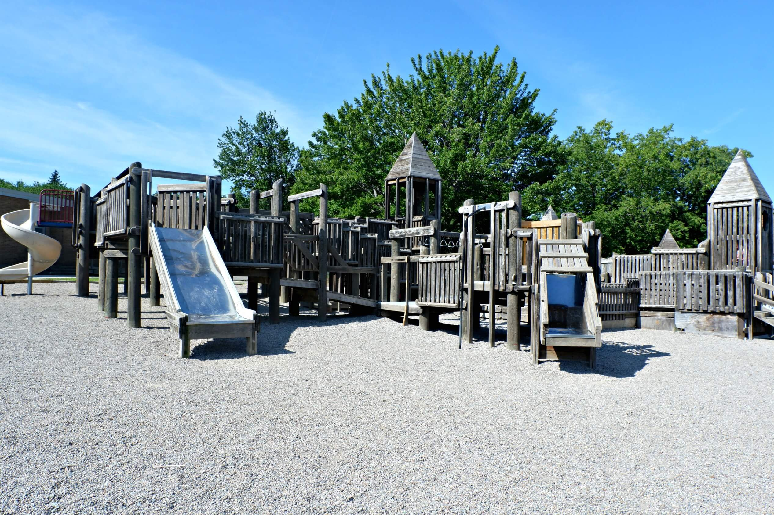 riverview wooden castle all world super play park playground moncton dieppe best pickle planet review frank l bowser elementary slides