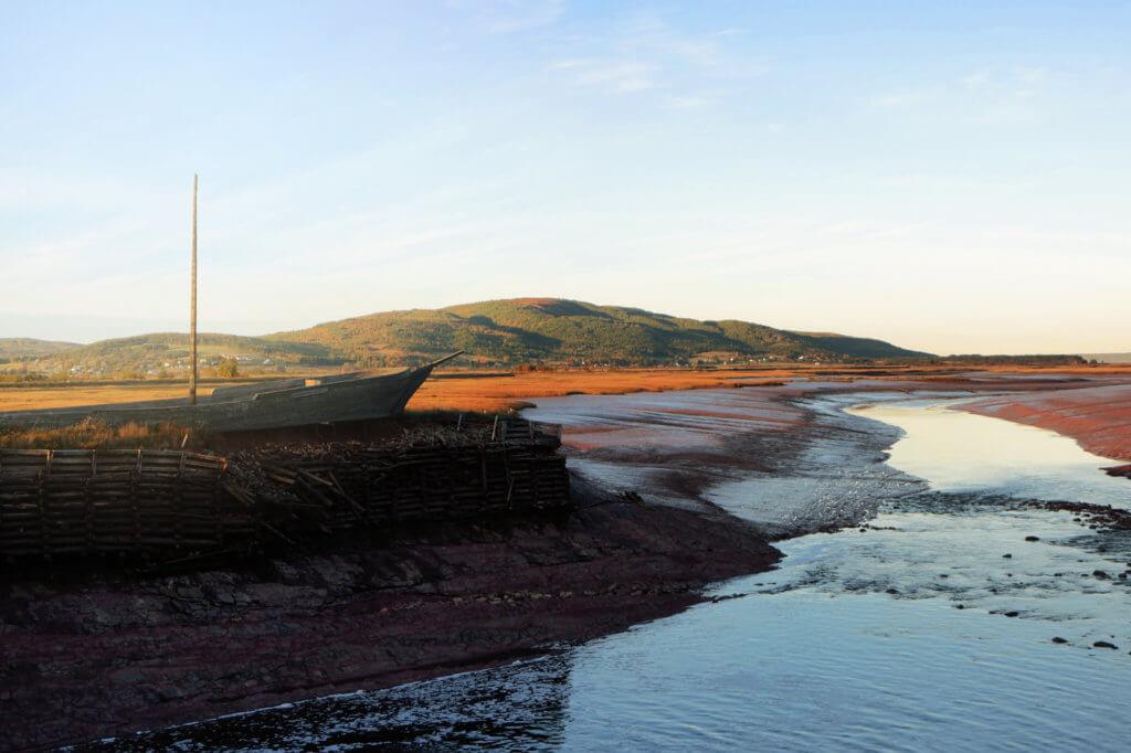 Shipyard Heritage Park Riverside-Albert New Brunswick pickle planet moncton