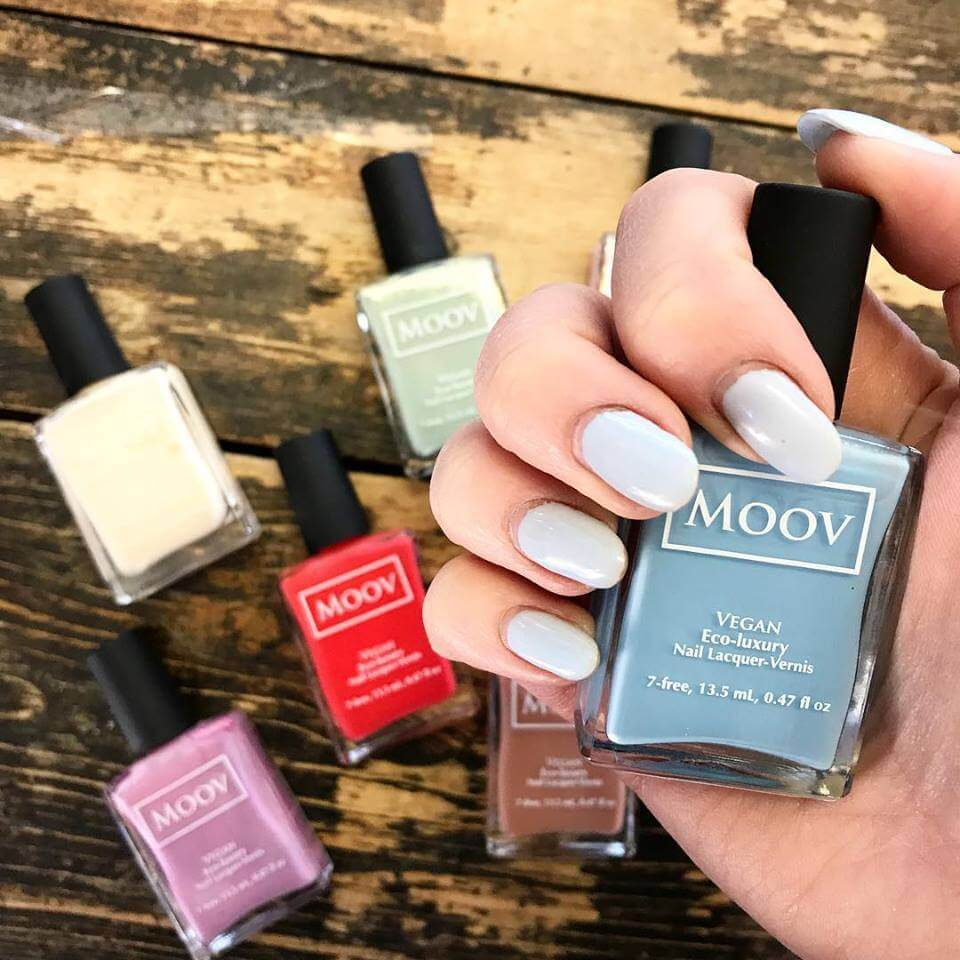 sequoia downtown gift ideas christmas mother's day teacher thank you nail polish natural moov moncton dieppe riverview