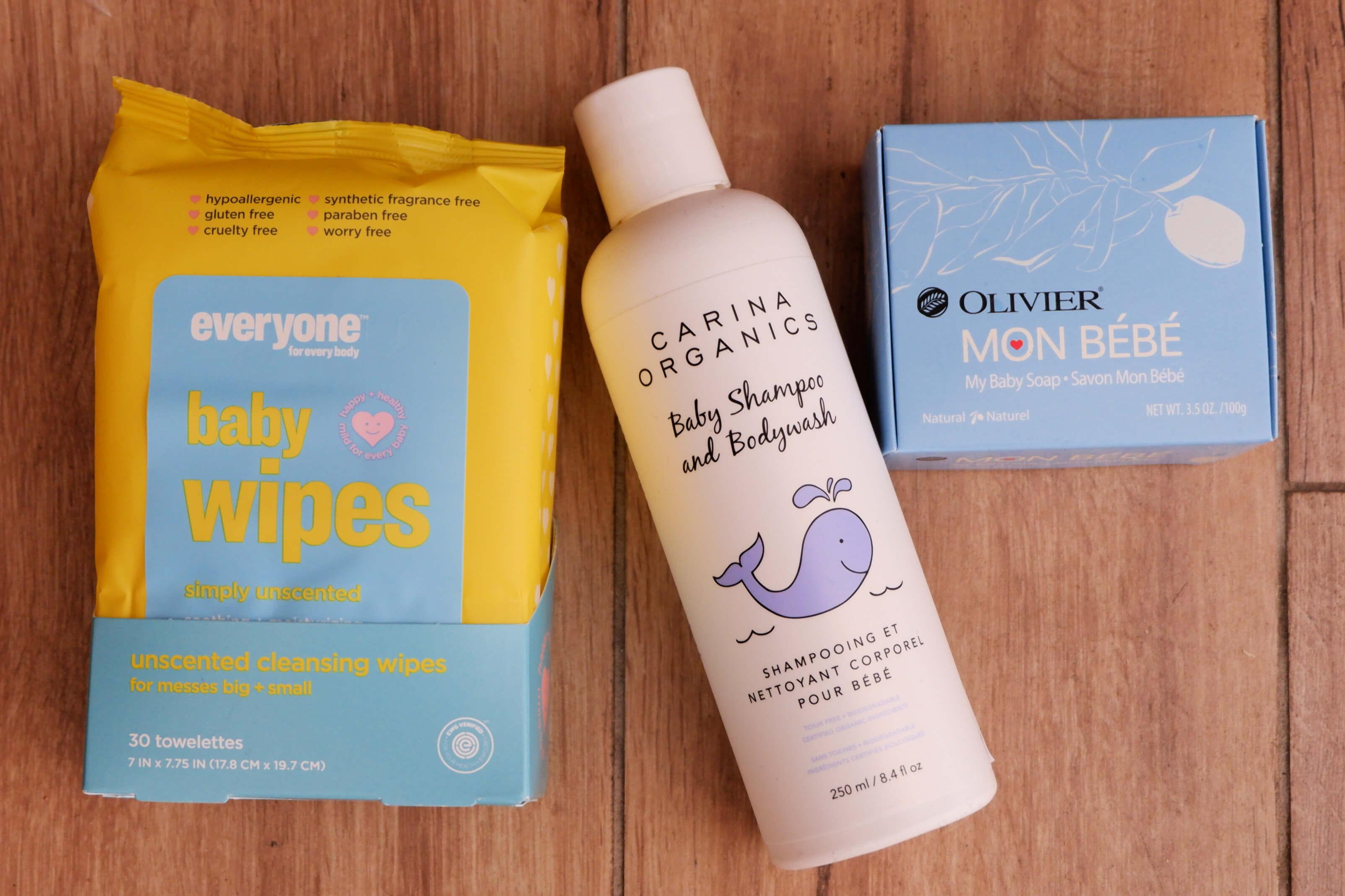 sequioa downtown olivier baby soap gift idea shop local moncton riverview dieppe