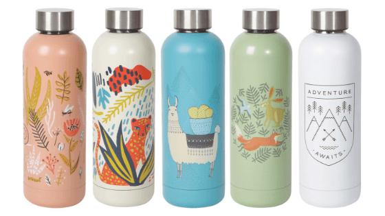 sequoia downtown shop local water bottle llama gift idea teacher daughter thank you moncton riverview dieppe