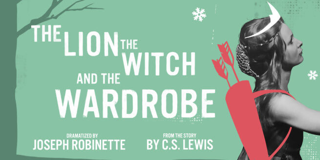theatre new brunswick lion witch wardrobe