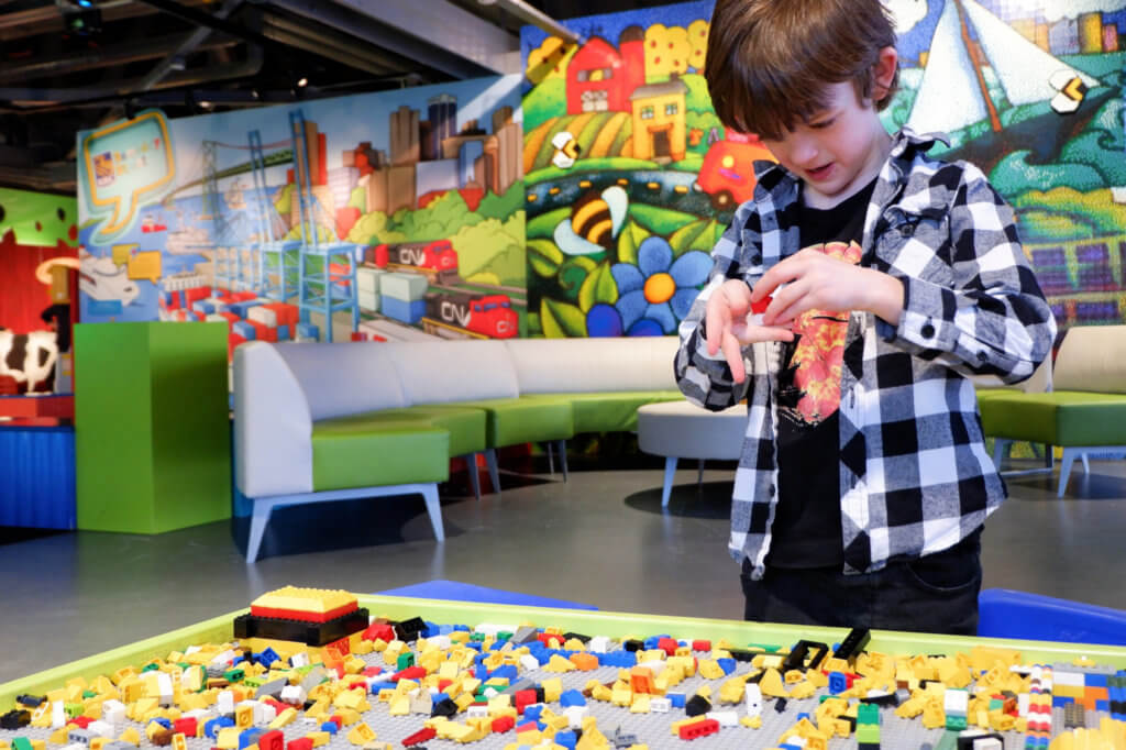 march break downtown halifax pickle planet family fun kids science stem discovery centre lego fun