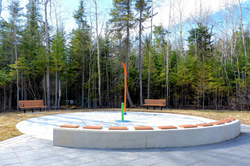westbrook circle park community avenue playground moncton water feautre new pickle planet