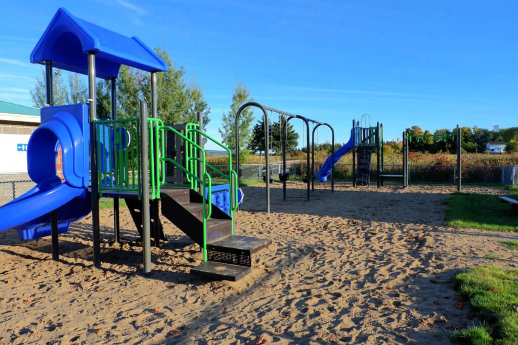 Hillsborough fundy new brunswick playground pickle planet moncton park riverside albert sand