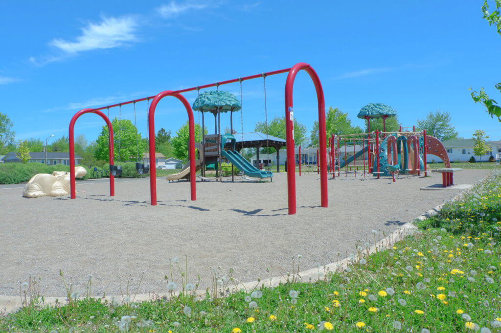 canadian heights playground park moncton north end pickle planet profile