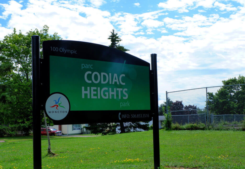codiac heights PLAYGROUND PARK PICKLE PLANET MONCTON olympic cresccent