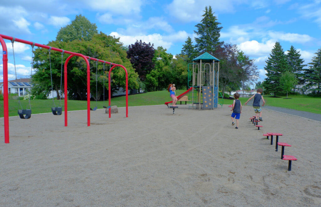 moncton valhalla playground park new brunswick pickle planet swings climbing quiet 48 monte carlo crescent