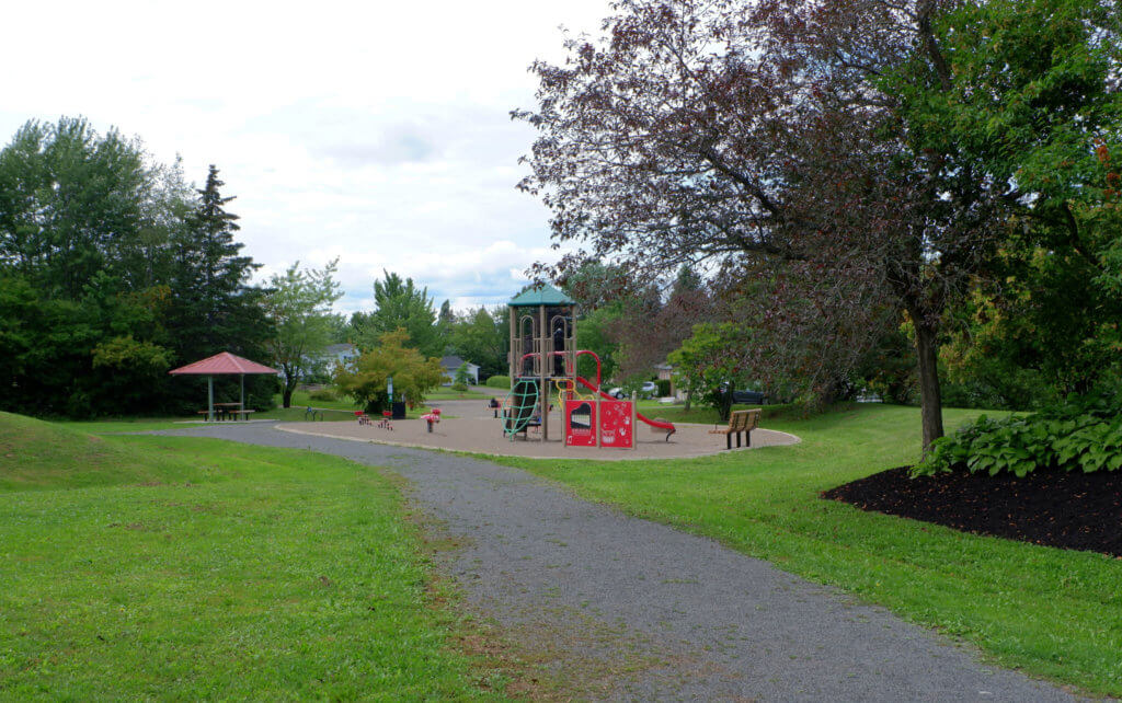 moncton valhalla playground park new brunswick pickle planet swings climbing quiet NORTH END monte carlo crescent