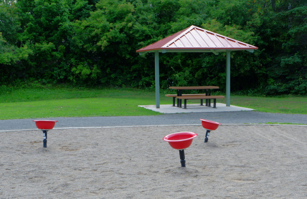 moncton valhalla playground park new brunswick pickle planet swings climbing quiet twirly seats shelter