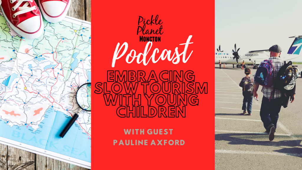 embracing slow travel with young children