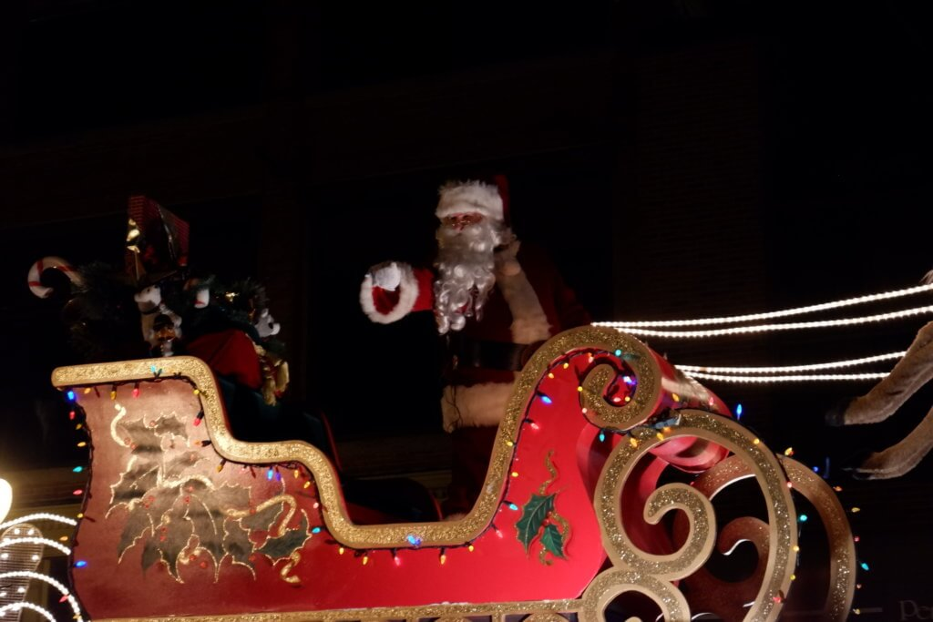 moncton santa parade route what to bring where to park pickle planet