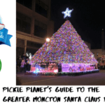 where to watch route what to bring santa claus parade moncton