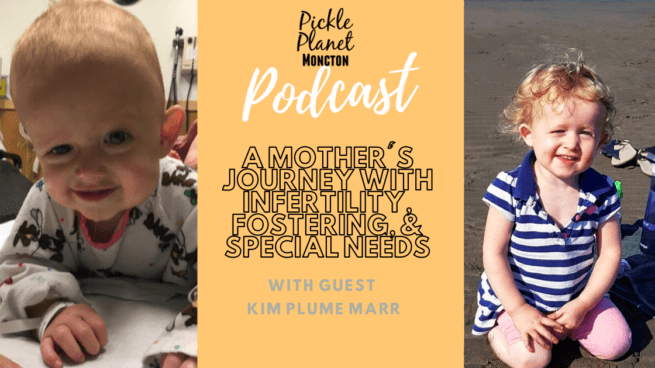 mother infertility fostering special needs Coronal Craniosyntosis pickle planet podcast