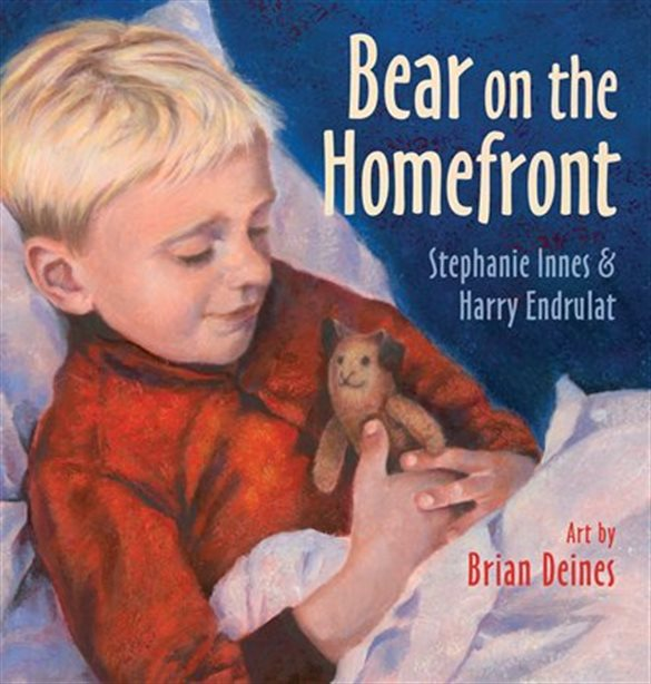 remembrance day books for young kids bear homefront