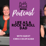 chris colepaugh podcast moncton pickle planet parenting musician