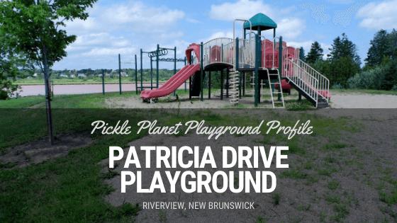 playground PICKLE PLANET MONCTON riverview patricia drive pARK