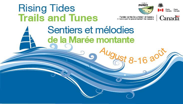 rising tide festival august fundy new brunswick