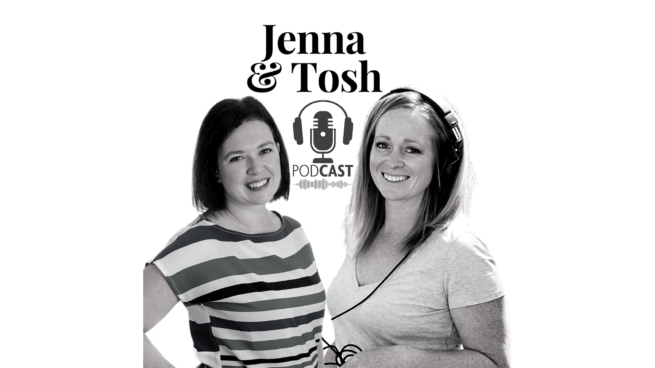 podcast mom parenting pickle planet moncton new brunswick jenna morton tosh taylor
