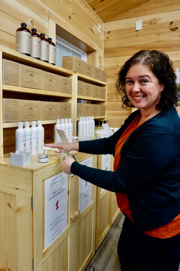 macarthur's market moncton eco-friendly podcast refillable bottles products
