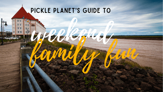 what's going on things to do weekend fall family fun events activities moncton pickle planet