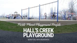 moncton hall's creek marjorie street playground park PICKLE PLANET