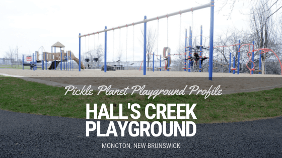 moncton hall's creek marjorie street playground park PICKLE PLANET