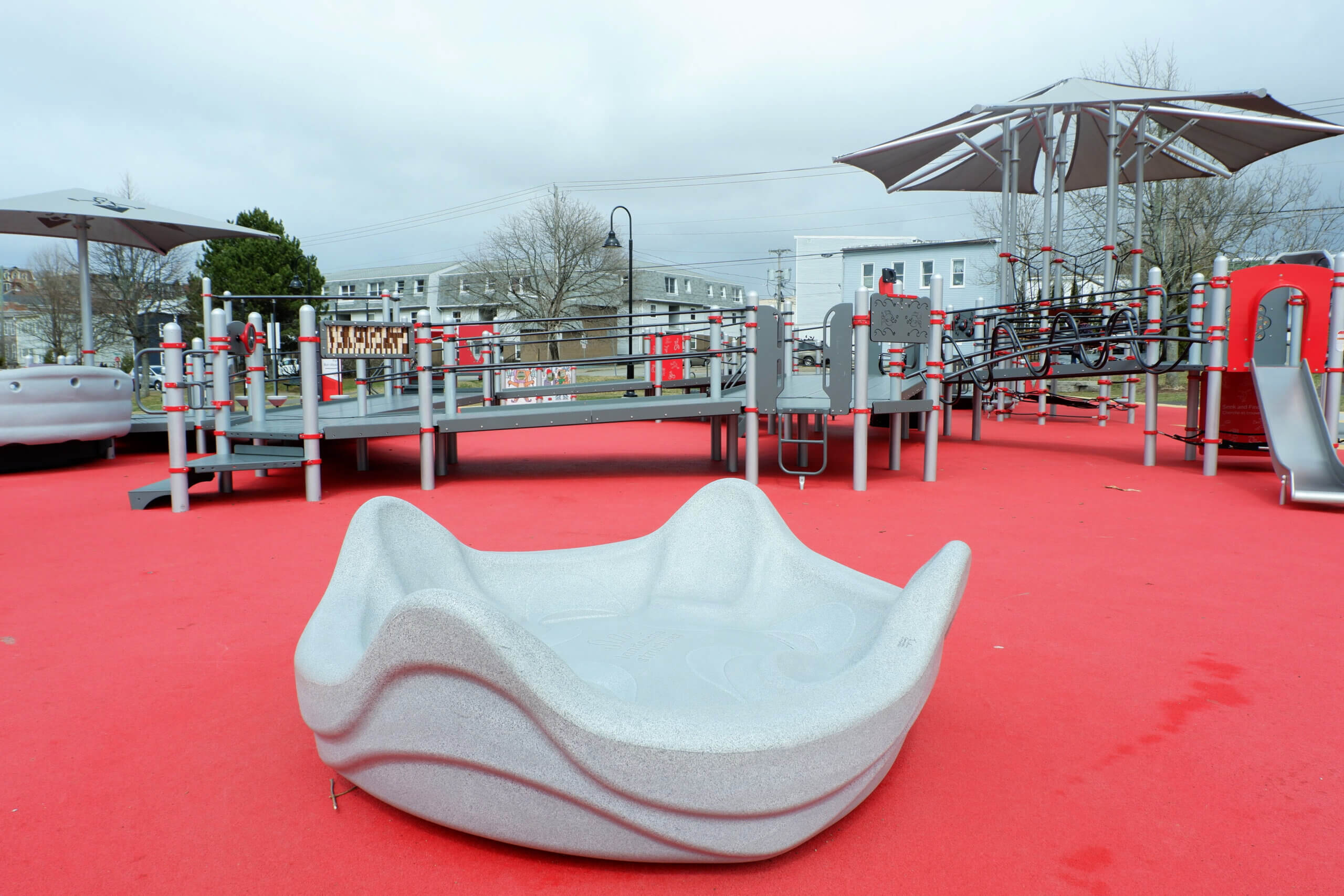 saint john rainbow park accessible inclusive playground south end city pickle planet