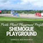 playground on way to pei new brunswick shemogue pickle planet