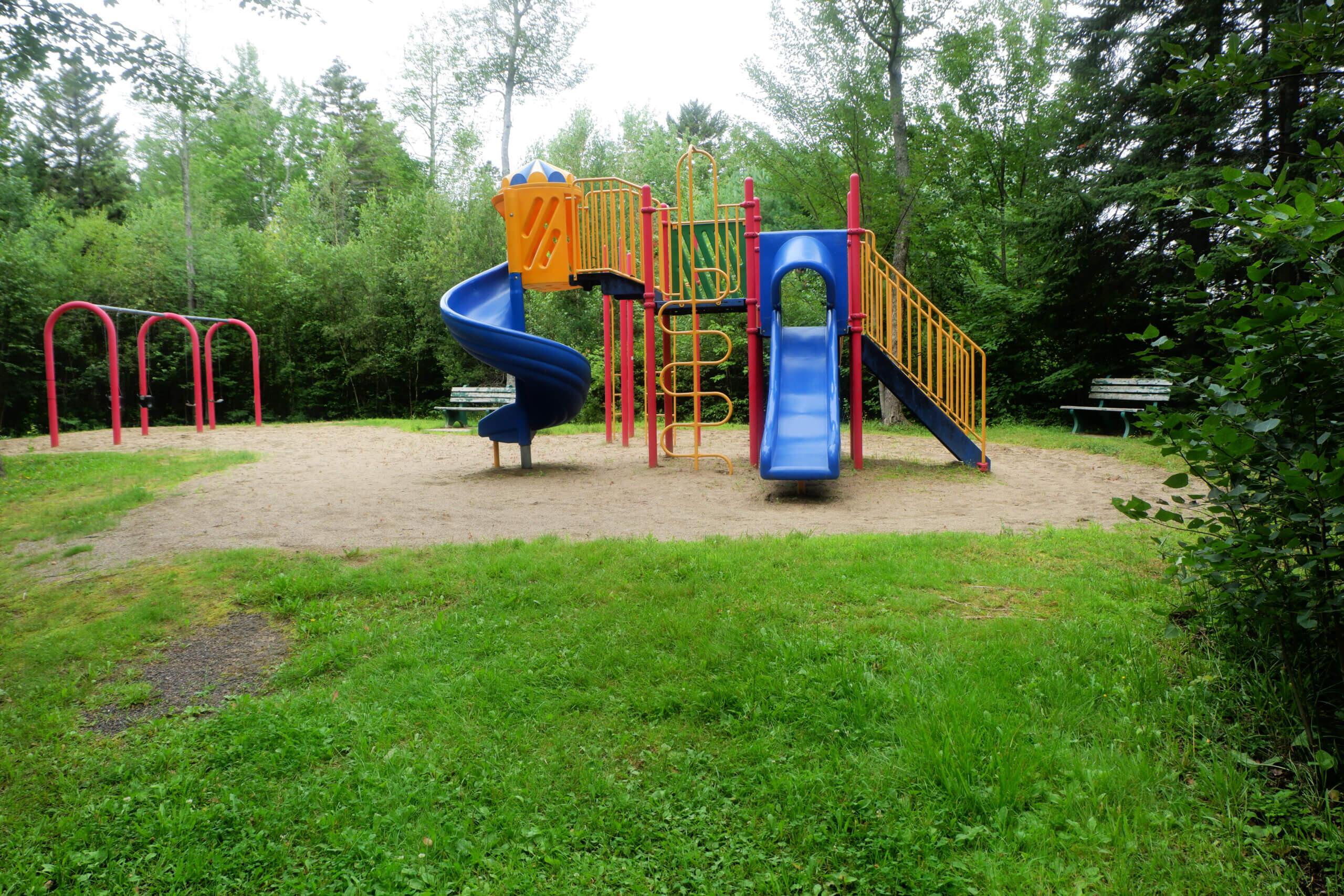 camelot estates playground park pickle planet moncton