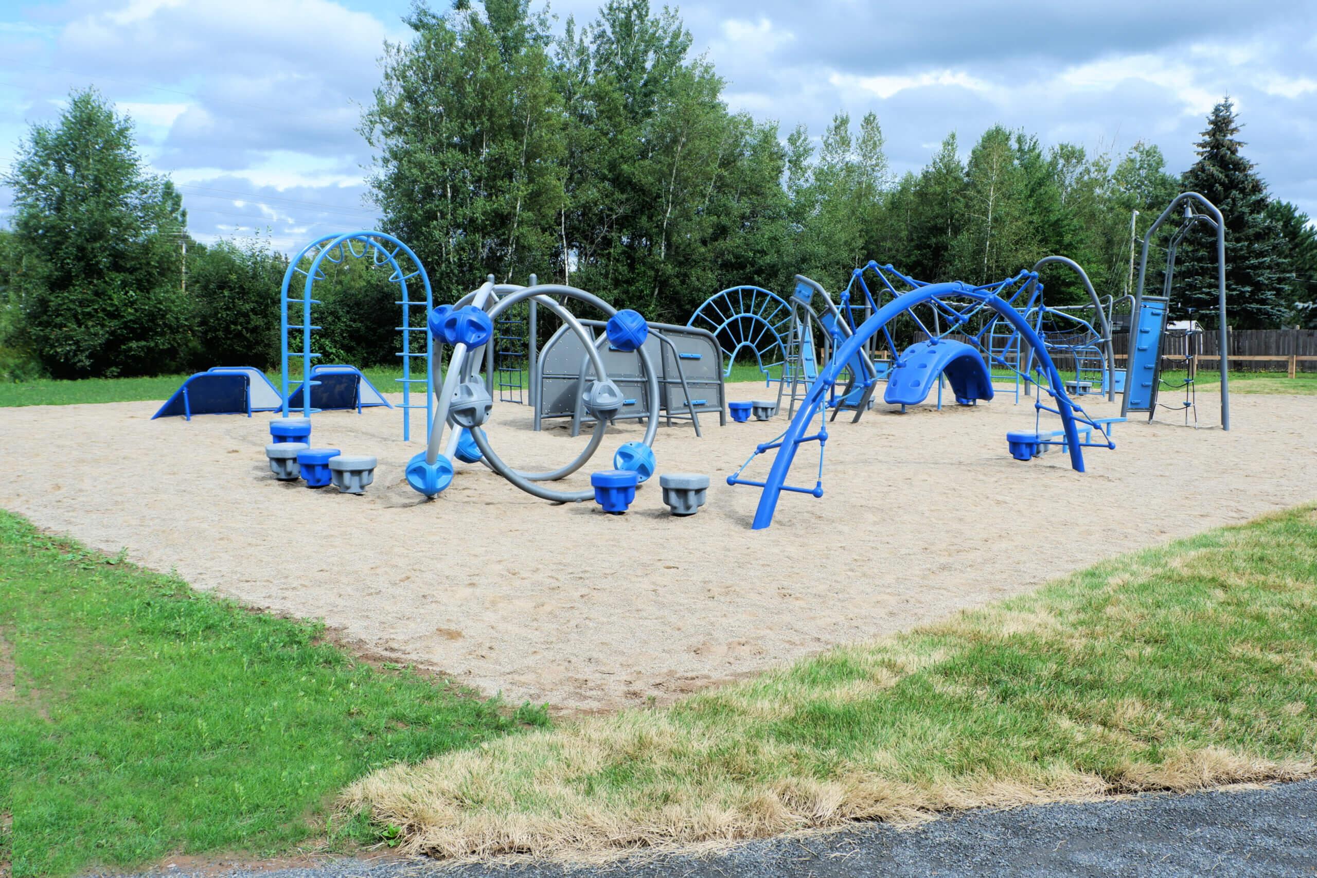 riverview parkour pump track pickle planet moncton best playground