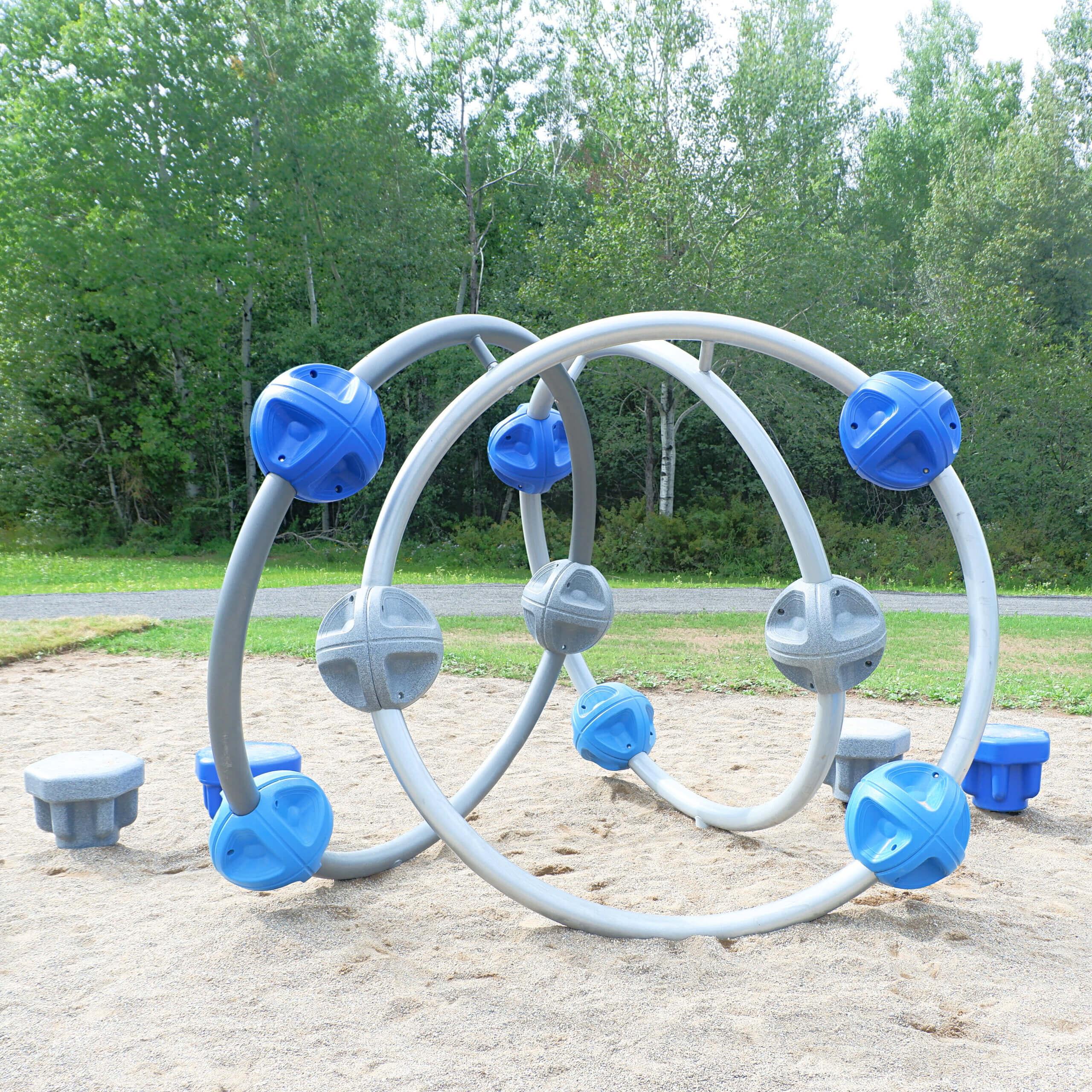 riverview parkour pump track pickle planet moncton playground climbing